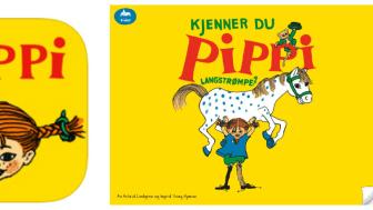 Pippi som app