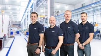 Fördjupat samarbete med Tufcot Engineering