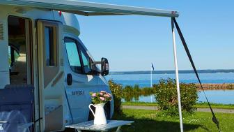 Starkt positiv trend för Sveriges campingplatser efter ett blandat 2020