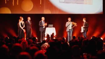 InviSense blev vinnaren av Nordbyggs Guldmedalj 2019.
