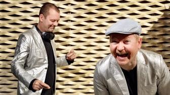 Radioværterne Henrik Milling og Nicolai Molbech står i spidsen for et festfyrværkeri af en disco-glimrende musikalsk historielektion ud i Earth, Wind & Fire.
