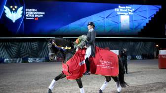 Deltagarlistor till Sweden International Horse Show