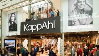 KappAhl flyttar till nya lokaler