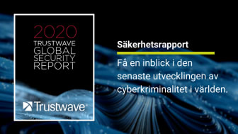 Trustwave Global Security Report för 2020 har kommit