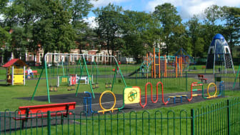 Clarence Park play area
