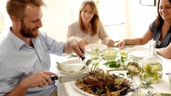 Ny undersökning visar att svenskarnas matvanor har blivit bättre