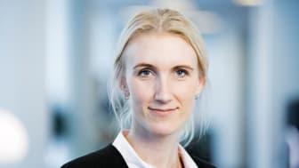 """Anne Sofie Fisker, Nestlé, peger på, at erfaring ikke er alt i ansættelser: """"Tro på de unge - på deres kompetencer og deres personlighed."""" Foto: Søren Svendsen"""