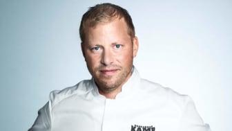 Daniel Müllern signerar årets julbord på Clarion Malmö Live