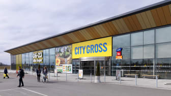 City Gross Fasad