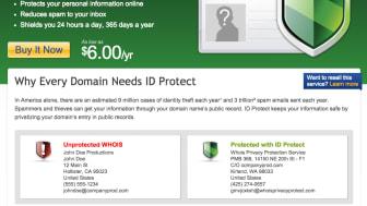 Google DNS-tjänst läcker privat information