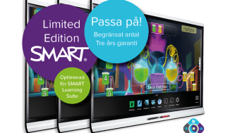 Kampanj Limited Edition SMART Board iQ