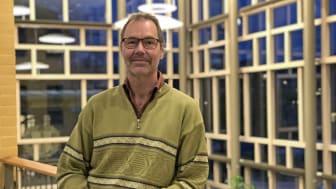 Efter 15 år kan nu Tomas Jonsson glädjas över att hans forskningsprojekt beviljats medel från Vetenskapsrådet.