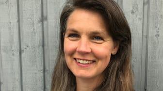 """Karolina Janson, initiativtagare och författare av boken """"Himla gott, himla bra"""""""