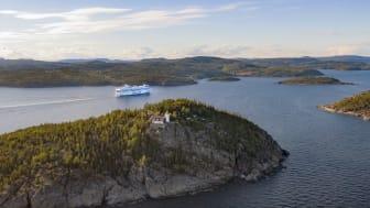 Tallink Silja förlänger kryssningar till Höga Kusten fram till och med höstlovet