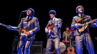 Sgt Pepper´s 50 årsjubileum - med Bootleg Beatles (Engl) Danska Underholdningsorkestern Malmö arena 22 sept