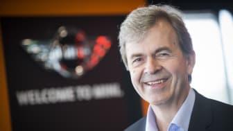 Svein Å. Strøm fratrer som konsernsjef for Bavaria