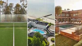 Alla ESS hotelldestinationer erbjuder nu padelpaket och turneringar.