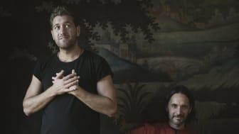 """""""Västerhavets kung"""" är nya singeln från Bröderna Dohlsten tagen från kommande albumet och föreställningen """"Lasse i gatan""""!"""