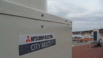 Mitsubishi Electric fortsätter att ta affärer och ökar sina marknadsandelar