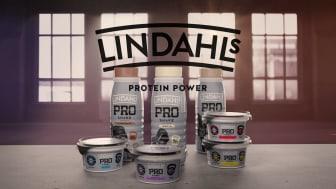 Lindahls lanserar Lindahls PRO - ett unikt koncept av funktionella kvargprodukter helt utan tillsatt socker