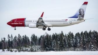 Los resultados de Norwegian del cuarto trimestre se ven muy afectados por la COVID-19 y las restricciones de viaje