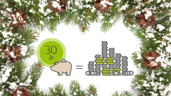 Pensjon under juletreet