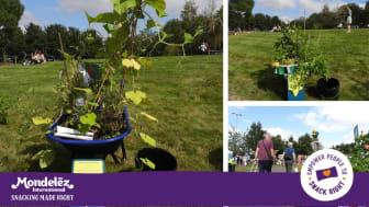 Birmingham schools put the world in a wheelbarrow at annual NEC BBC Gardeners' World event