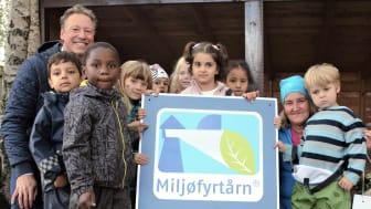 Baner vei for Miljøfyrtårnsertifisering i barnehagesektoren