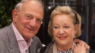 Spiros Mylonopoulos och Elisabeth Bergendahl. Bergendahls startades 1922 och ägs idag av familjen Bergendahl-Mylonopoulos i tredje och fjärde generationen.