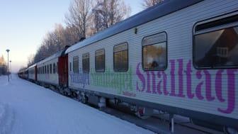 Planerna på nattågstrafik från södra Sverige till fjälldestinationerna i Lappland har funnits länge. Nu blir det verklighet. Snälltåget kör nattåg vecka 11 från Malmö, via Stockholm.