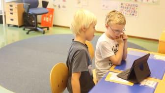Ny app ska uppmuntra barn att knäcka läskoden