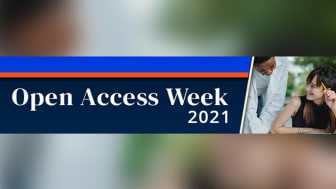 A more open world should work for everyone: Celebrating International Open Access Week 2021