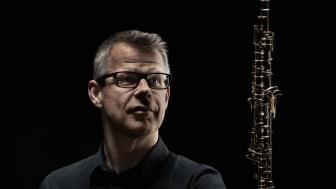 Oboisten Jesper Harryson