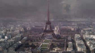 La pollution atmosphérique tamise la Ville Lumière