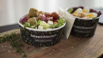 SalaattiMestarin syysuutuudet ovat täällä!