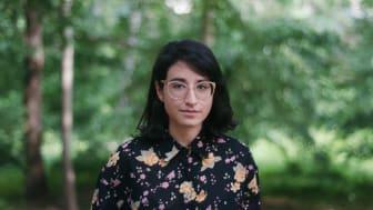 Vania Castagnino flyttade från Peru till Skövde för att studera Serious Games på Högskolan. Foto: Privat