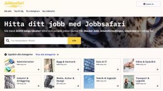 Jobbsfari får en helt ny sajt