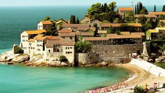 Ligheden mellem Kroatien og Montenegro er stor – både når det gælder naturen og byer som 2500 år gamle Budva med ca. 14.000 indbyggere.