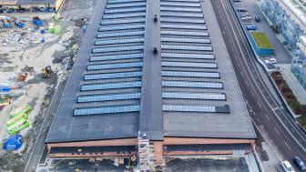 Möjligheterna  ärmånga med detta standardiserade och samtidigt flexibla profilkoncept för transparenta takkonstruktioner.