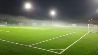 Energisystem lanserar sportbelysning från Midstream