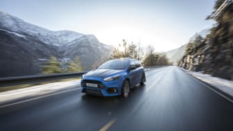 2018 Ford Focus RS taxi (2)