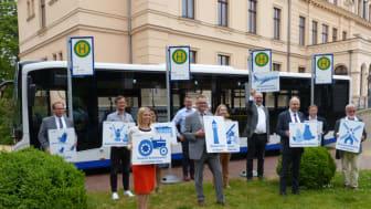 Bequem das Ziel erreichen geht in Brandenburg beispielsweise auch mit dem Havelbus. Foto: Havelbus.