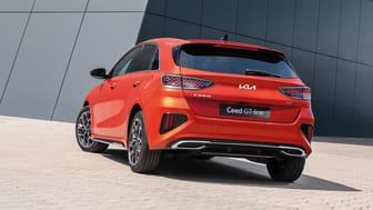 Kia Ceed 5d rear