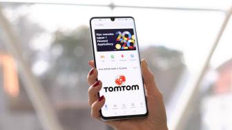 TomTom GO Navigation tar plats i Huaweis appbutik, Huawei AppGallery