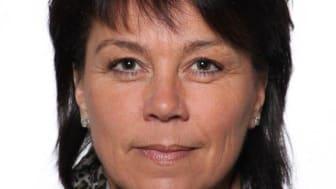 Monika Larsson, marknadsområdeschef Förvaltning, Riksbyggen