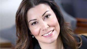 Curious Minds medarbetare Veronica Hansen ansvarar för kontoret i Göteborg