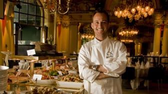 Operakällarens Smörgåsbord med Stefano Catenacci