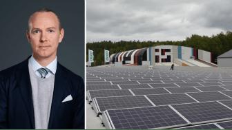 Henrik Svensson, Hållbarhetsansvarig på Storebrand Fastigheter