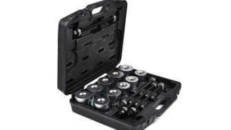 Kamasa Tools: Välsorterad pressverktygssats för bussningar