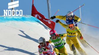 NOCCO sponsor till Ski Cross World Cup Idre Fjäll